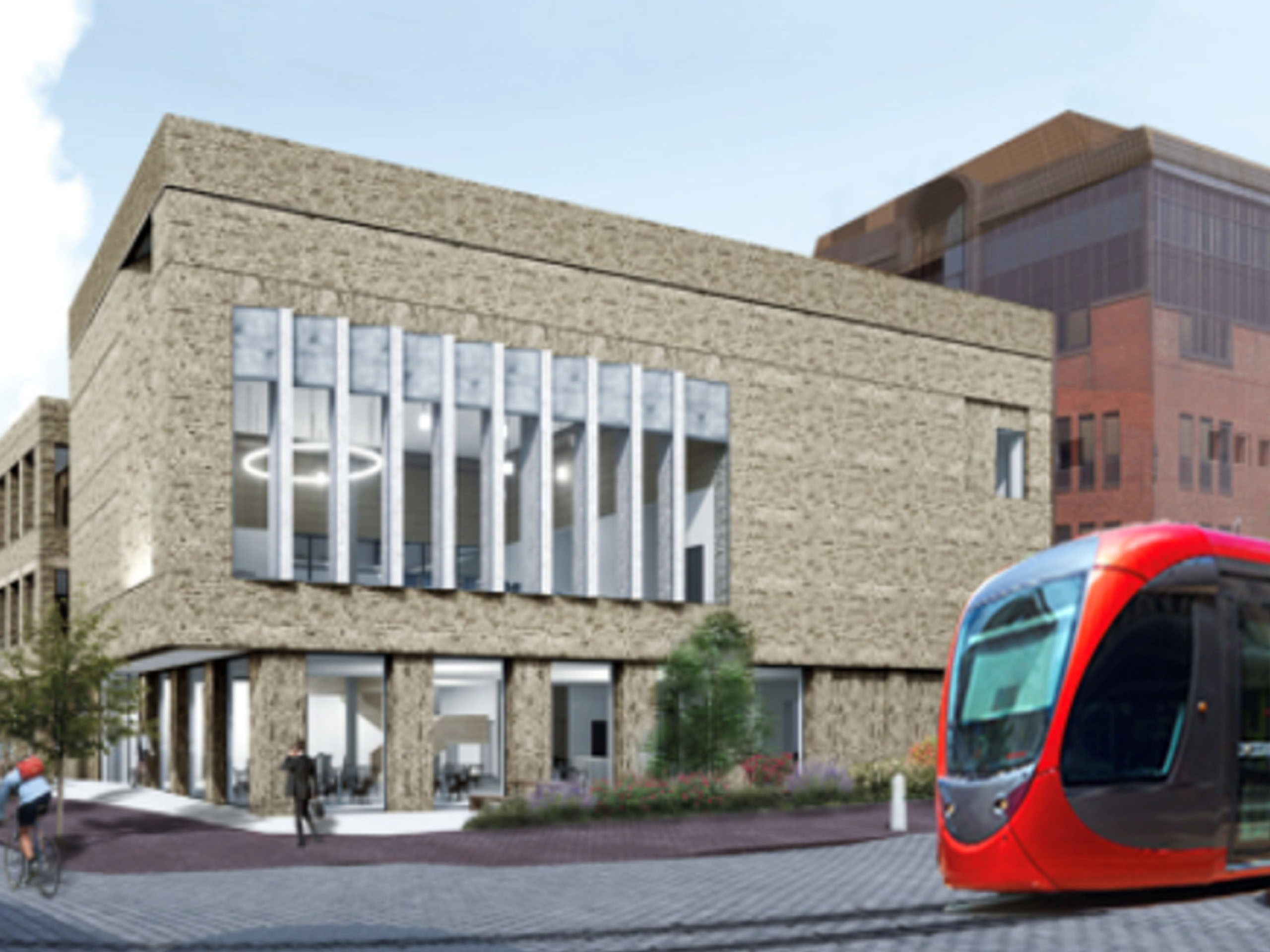The core tram proposal